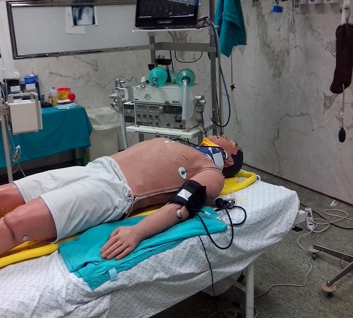 Centro de Simulação Biomédica dos Hospitais da Universidade de Coimbra